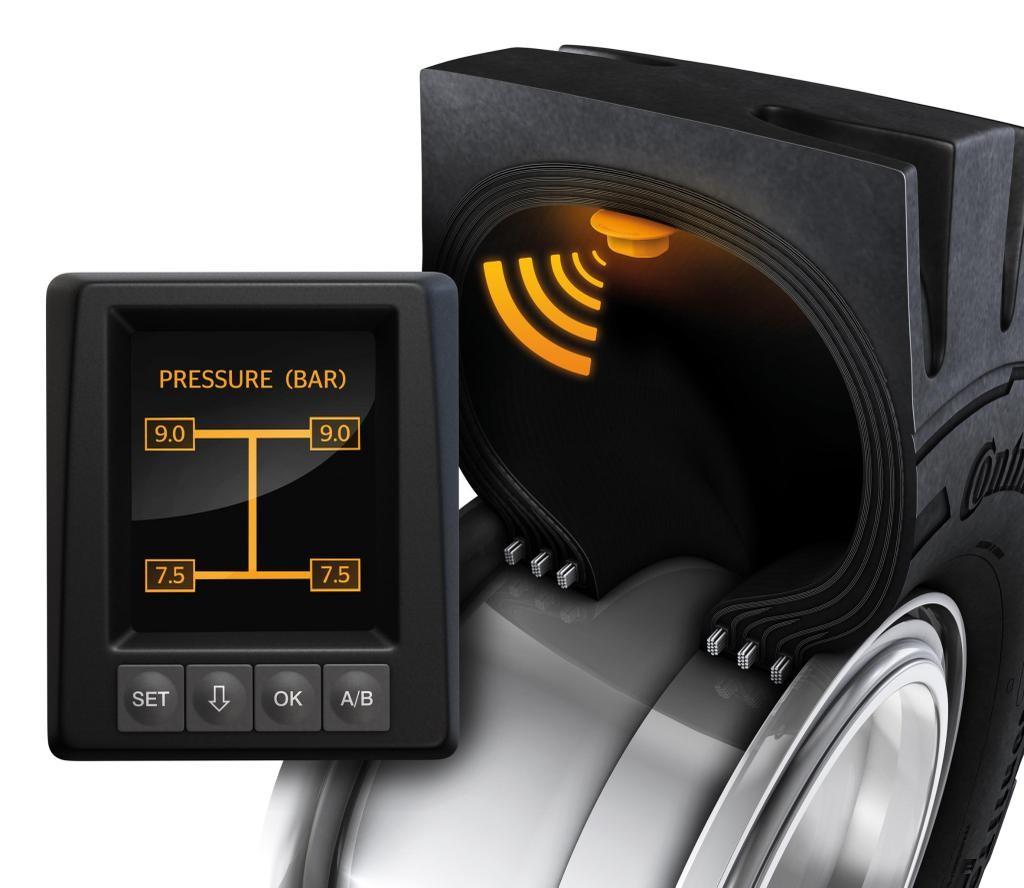 Sensor neumáticos continental
