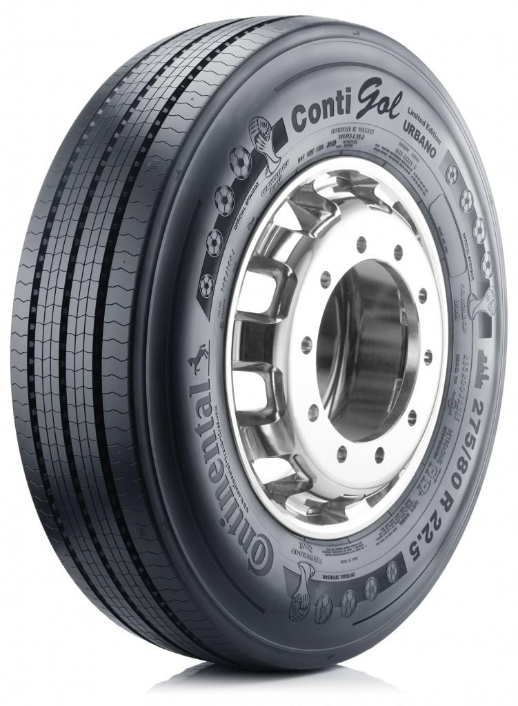 neumático mundial
