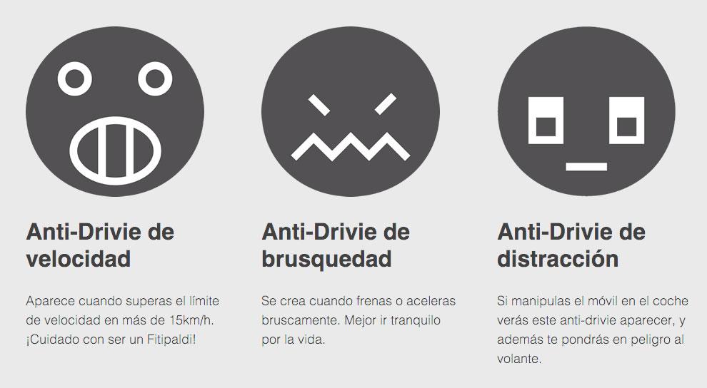 App drivies