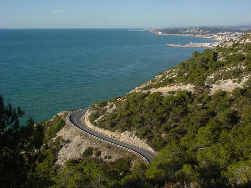 Carreteras Espanolas barcelona