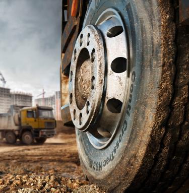 ruedas camiones