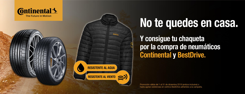 promocion bestdrive continental